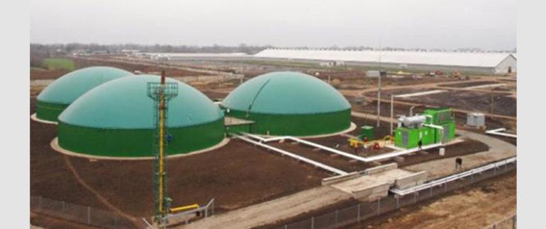 Μονάδα βιοαερίου της Επίλεκτος